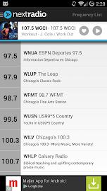 NextRadio - Free Live FM Radio Screenshot 6