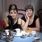Kedvencek / Együtt reggeliztünk, a briós elég kemény volt. :-) – bécsi Madame Tussaud Panoptikum, 2011  Fotó: Müller Zsolt