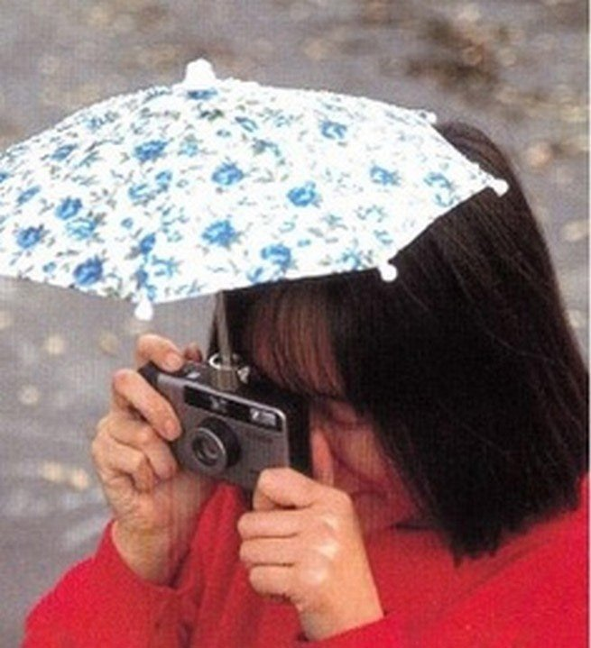 chindogu-umbrella-camera