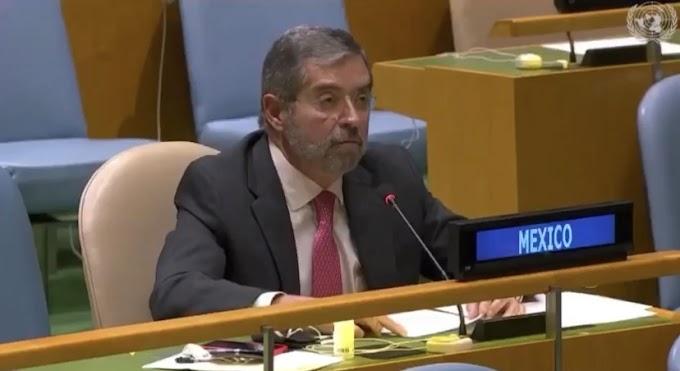 Cuarta Comisión de ONU: México reafirma su apoyo a una solución justa y mutuamente aceptable al problema del Sáhara Occidental.