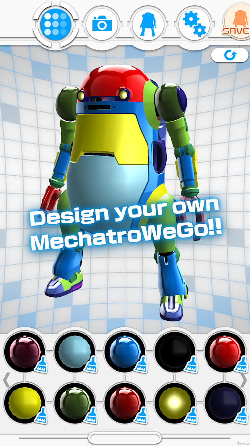 MY MechatroWeGo- screenshot