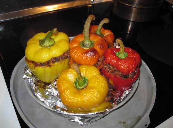 Bell Peppers Melanie Recipe
