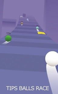 Tips Balls Race - náhled