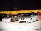 Silver RX7 and E92