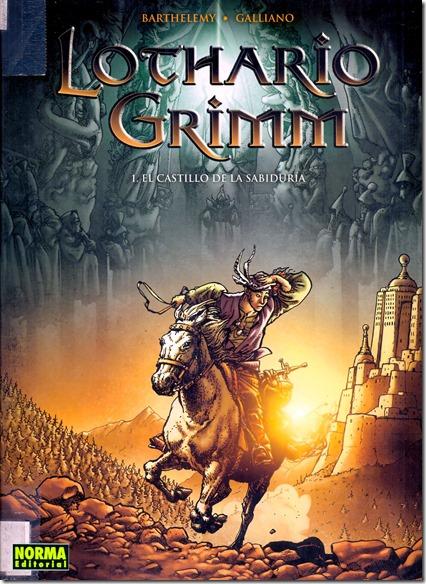 Lothario Grimm T-01  00 por McNates