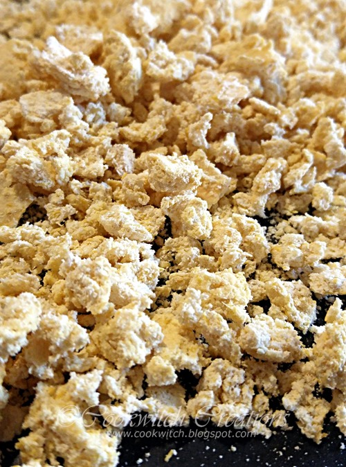 dried okara