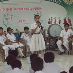 2014-07-13 Inter-House English Debate Competition