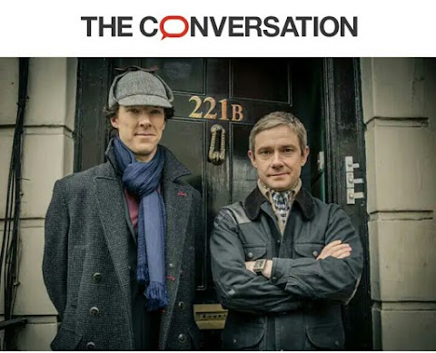 Seminggu bersama Sherlock Holmes dan Dr John Whatson