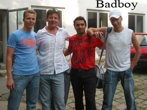 Pick Up Artist Badboy 02, Badboy Lifestyle