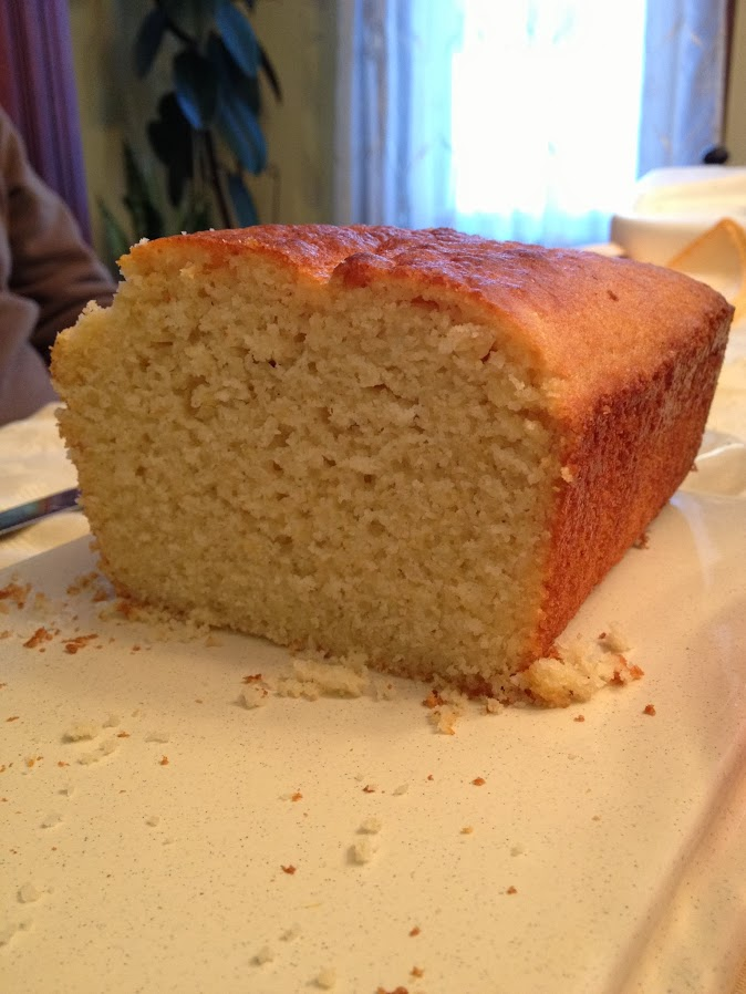 Italian White Corn Bread