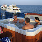 Jacuzzi on the Royal Evolution