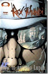 P00002 - Rex Mundi  #1