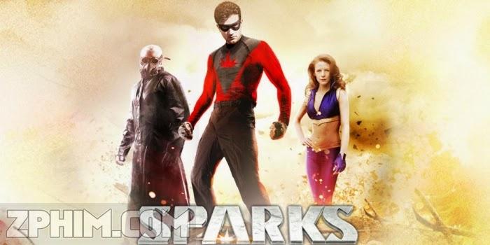Ảnh trong phim Tia Lửa - Sparks 1