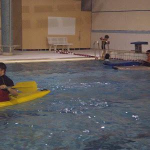 Kayak en piscine 1er décembre