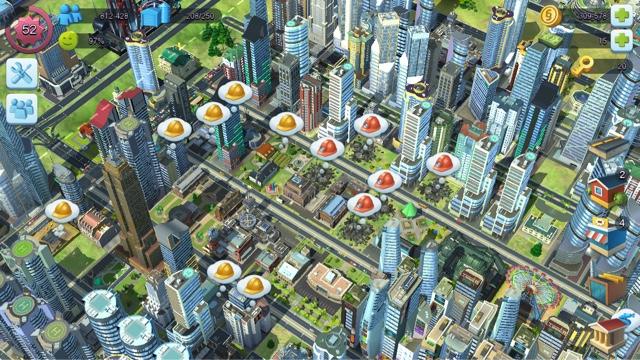 攻略 シムシティ アプリ 【無課金派】シムシティ ビルドイットでレベルを上げないで人口を増やす方法