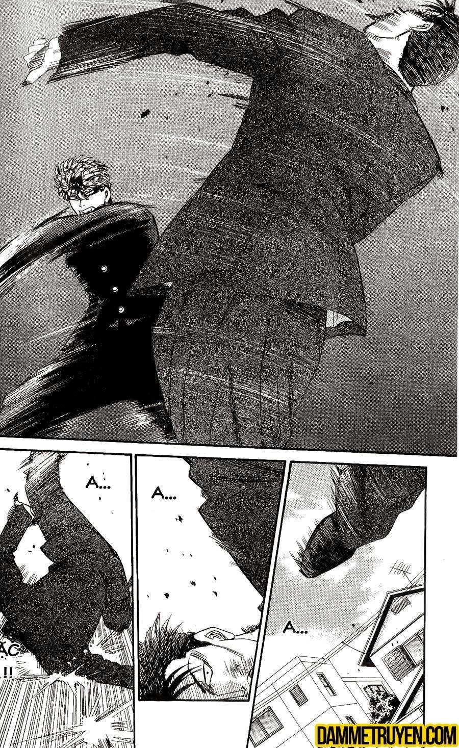 Cặp Bài Trùng – Kyou Kara Ore Wa chap 360 Trang 5 - Mangak.info