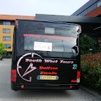 Neoplan van South West Tours bus 48