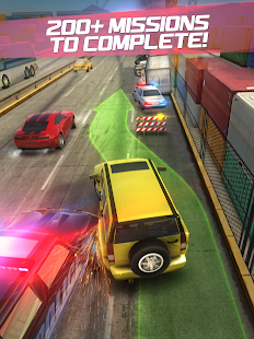 Highway Getaway: Police Chase Screenshot