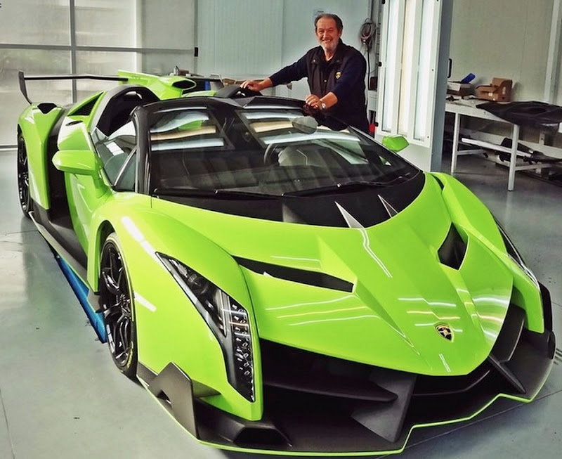 Lamborghini Veneno – $4.5 Million (3)