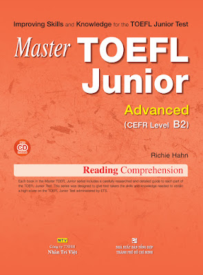 Master TOEFL Junior Advanced: Reading Comprehension pdf
