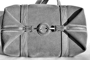 кожаная сумка ручной работы London-IV