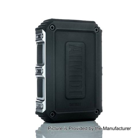 authentic-aimidi-tank-t2-160w-waterproof-tc-vw-variable-wattage-box-mod-black-7160w-2-x-18650