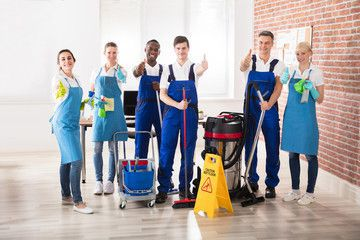 Residential And Commercial Cleaning Services in Australia