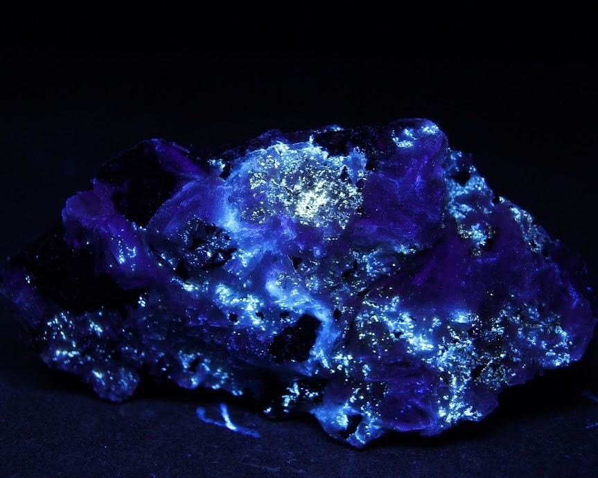 Colección de Minerales Fluorescentes _DSC4749