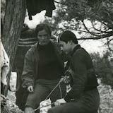 11.1971г. Куш-Кая. Учимся.