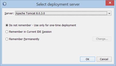 desplegar aplicación spring mvc en servidor apache tomcat
