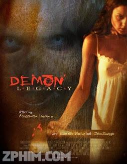 Quỷ Nhập - Demon Legacy (2014) Poster
