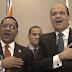 Ramfis Domínguez Trujillo e Ismael Reyes Cruz firman Acuerdo Político para la toma del poder en el 2020 y lanzan el Frente Nacionalista Opositor(FRENO)