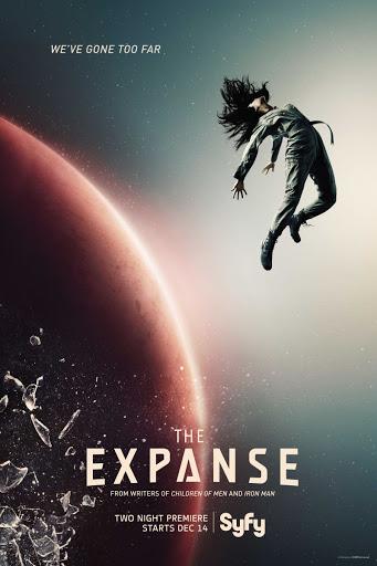 The Expanse Season 1 - Thiên Hà