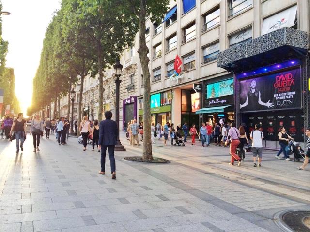 Cafe Lido Paris