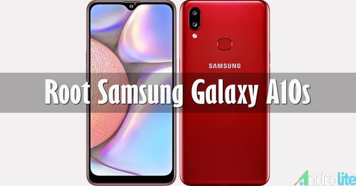 Cara Root Samsung Galaxy A10s