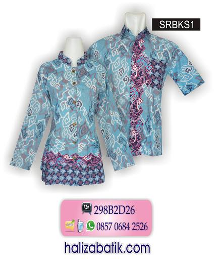 belanja baju online, baju batik modern, motif batik