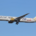 Gulf Air performs fly-past using sustainable aviation fuel