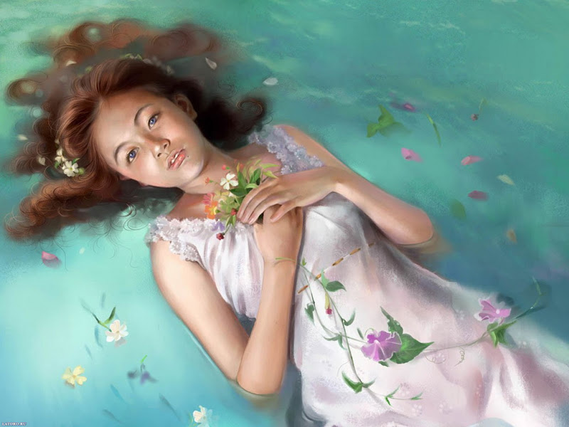 Water Sea And Beauty, Magic Beauties 1
