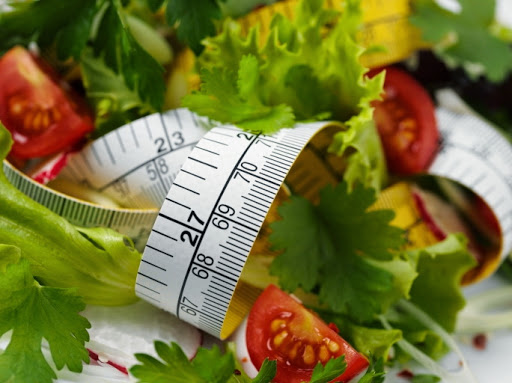 Сбалансированная диета для  быстрого похудения