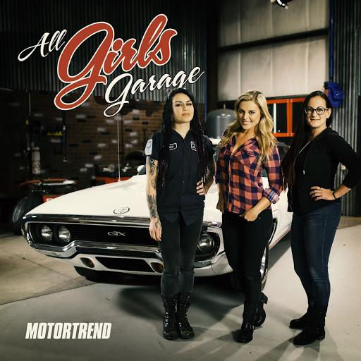 Сериалы в Google Play – All <b>Girls</b> Garage