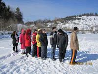 Фоторепортаж с тренинга по ньяса-йоге 12-18 февраля 2012г в Карпатах.720