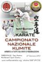 Campionato Italiano OPEN 2013 Kumite - Serravalle