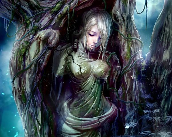 Girl Inside The Tree, Fairies 3