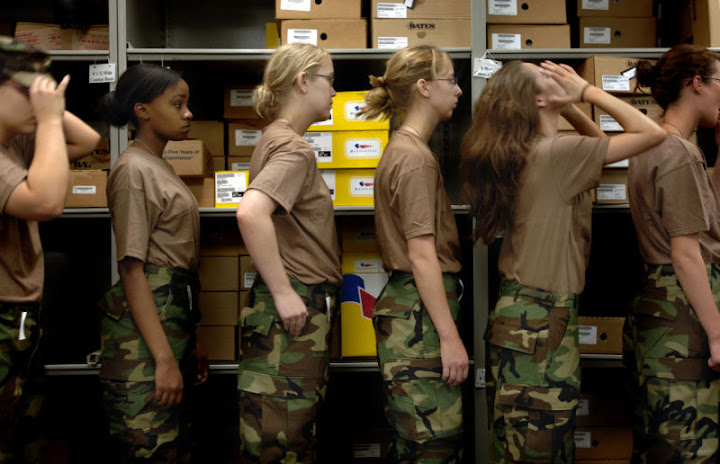Growing number of black military women is game changer in battle-ground states