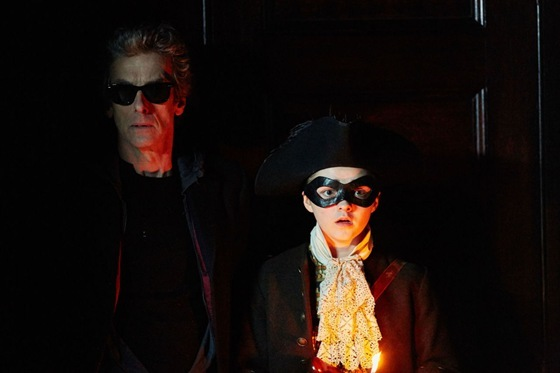 Doctor Who - The Woman Who Lived - The Offending Sunglasses