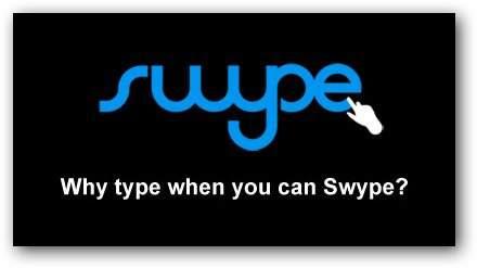 Swype llega a Google Play