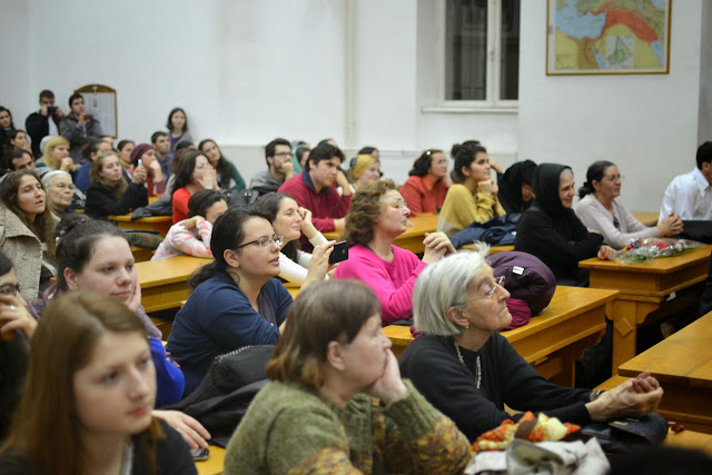 Seara cultural duhorvniceasca la FTOUB 303
