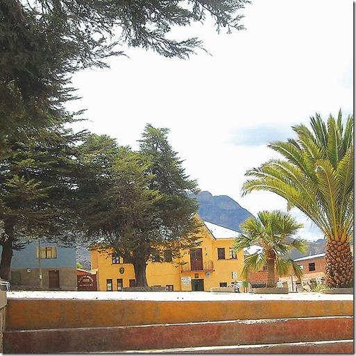 Sapahaqui: municipio paceño (Bolivia)