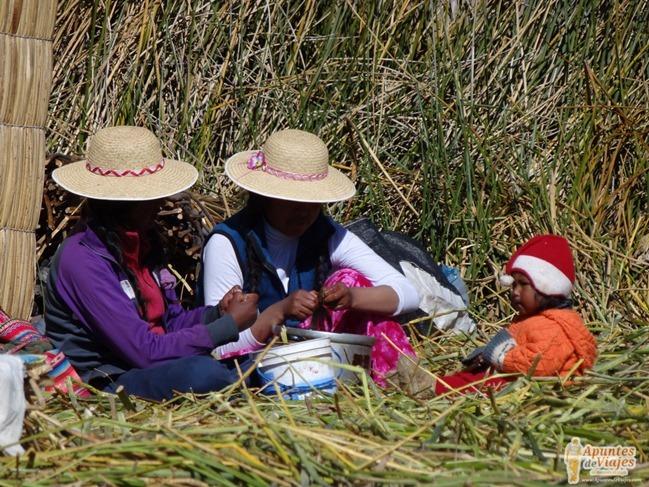 Viajar Lago Titicaca Perú 2