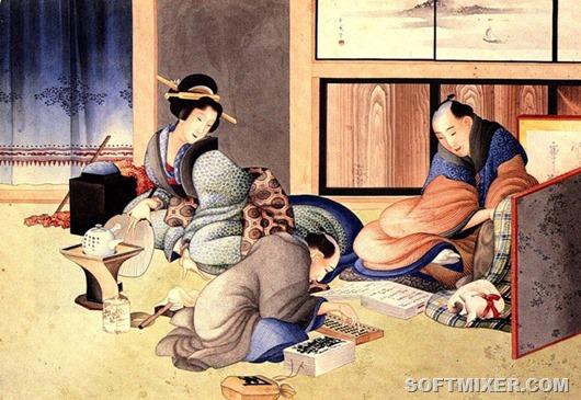 Японский этикет: Национальные особенности 9